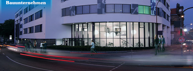 Bauunternehmen Freiburg Im Breisgau disch bauunternehmen gmbh co kg angell akademie freiburg